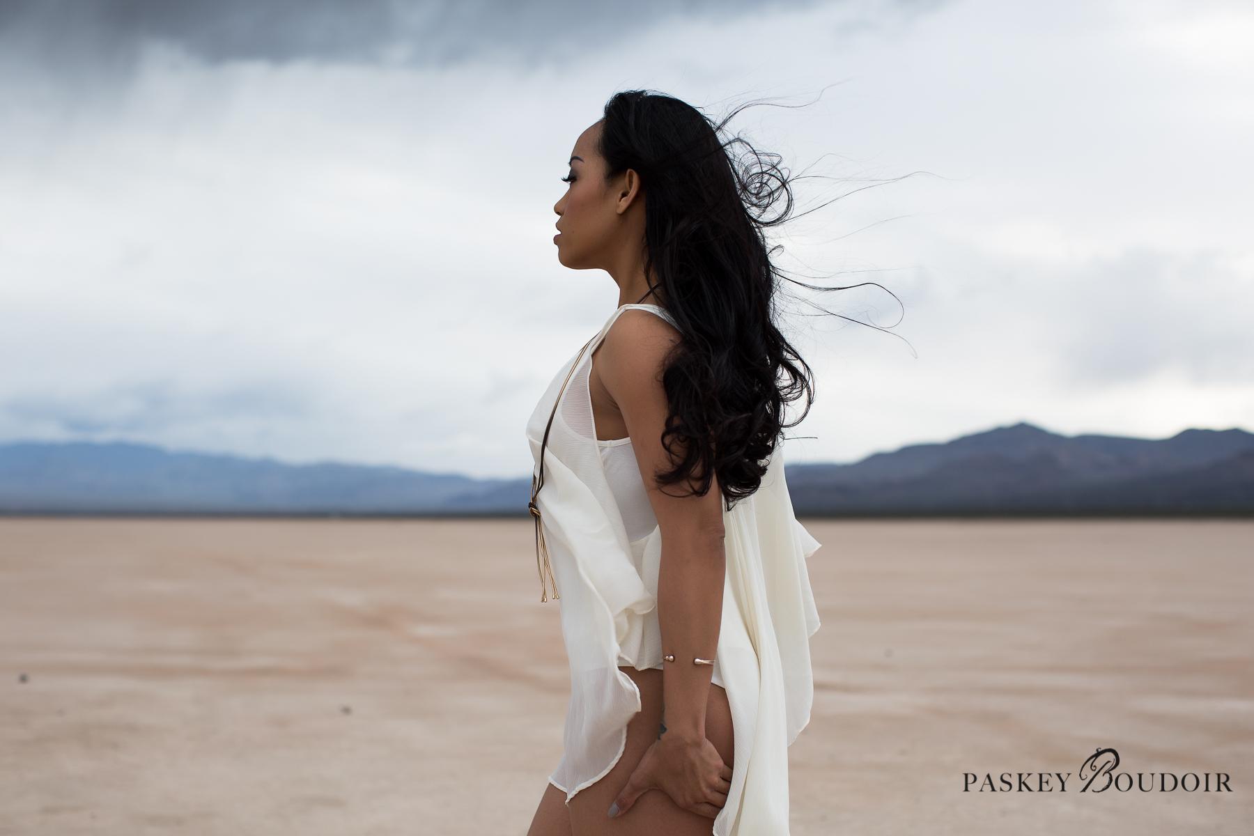 Dry Lake Bed In Vegas Paskey Boudoir Blog